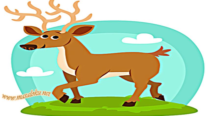 geyik-masal